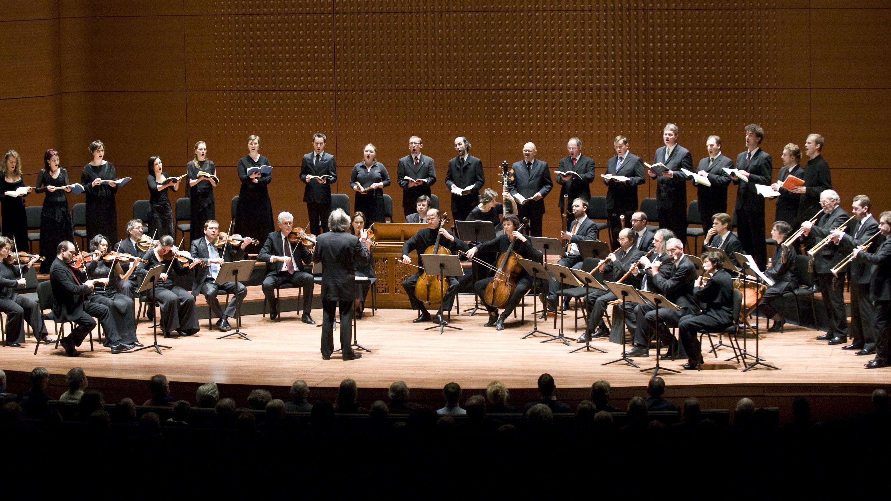 Philippe Herreweghe dirige L'Oratorio de Noël de Bach, BWV 248