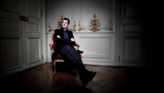 Philippe Jaroussky sings forgotten arias for castrato by Caldara