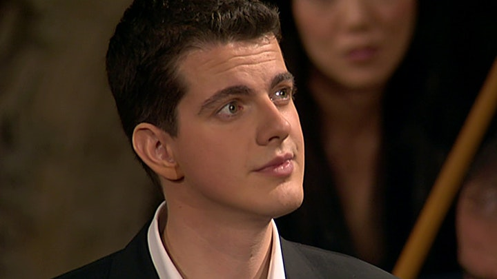 Philippe Jaroussky sings Handel and Vivaldi