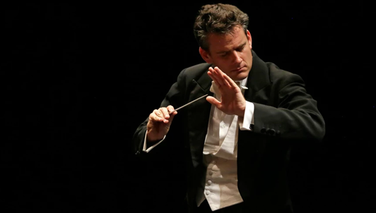 Philippe Jordan: Born to Conduct