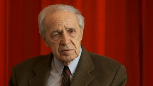 Pierre Boulez conducts works by composers of the 1945 generation