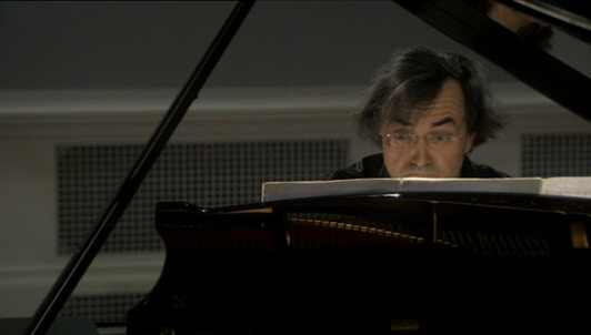 Legato, el mundo del piano: Aimard