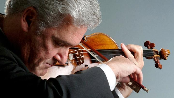 Pinchas Zukerman conducts Hindemith, Vivaldi, Mozart and Schubert – With Amanda Forsyth