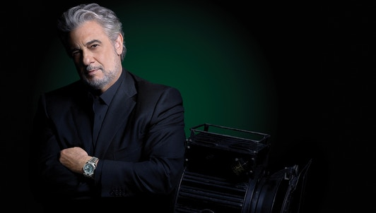 Plácido Domingo, a legend of opera