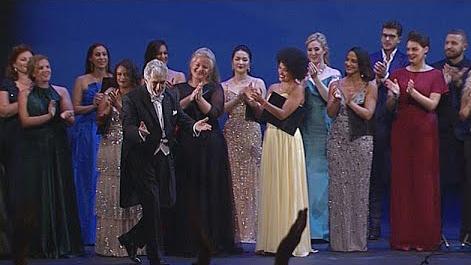 Plácido Domingo's Operalia crowns rising stars