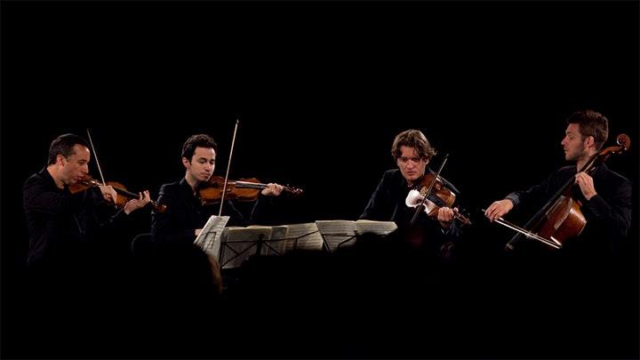 The Ébène Quartet plays Haydn and Mendelssohn