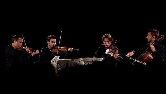 The Ébène Quartet plays Haydn and Mendelssohn