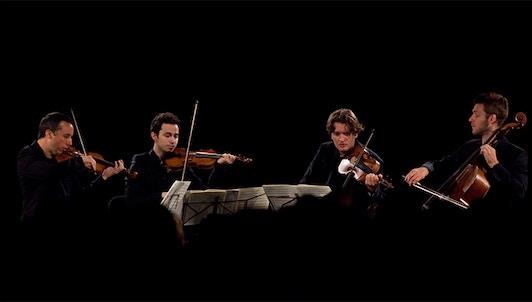 Le Quatuor Ébène joue Haydn et Mendelssohn