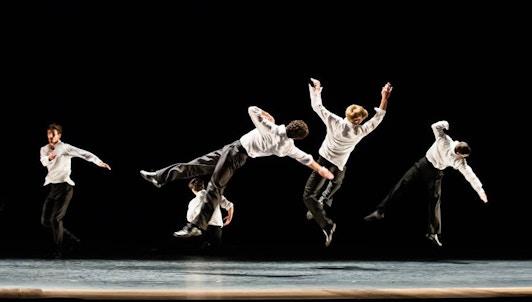 Tres ballets de Anne Teresa De Keersmaeker, música de Bartók, Beethoven y Schoenberg