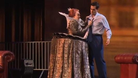 El drama de las dos reinas de Donizzeti triunfa en Londres