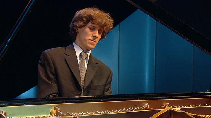 Rafał Blechacz plays Bach, Liszt, and Chopin
