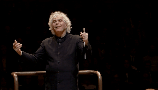 Sir Simon Rattle conducts Ravel, Dutilleux and Delage — With Leonidas Kavakos, Julia Bullock