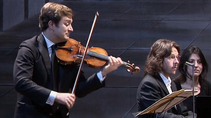 Renaud Capuçon and Franck Braley perform Beethoven: Sonatas No. 5 to 7