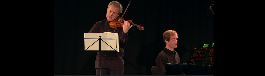 Vadim Repin and Nikolaï Lugansky perform Prokofiev and Ravel