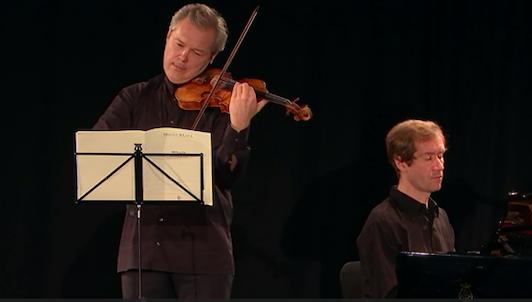 Vadim Repin and Nikolaï Lugansky perform Prokofiev and Ravel