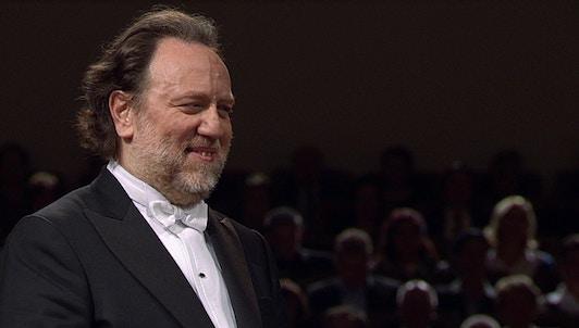 Riccardo Chailly dirige la Sinfonía n.° 2, «Resurrección», de Mahler