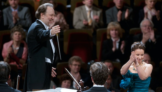 Riccardo Chailly conducts Mahler's Symphony No. 4 – With Christina Landshamer