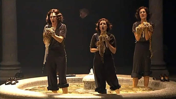 L'Or du Rhin de Wagner