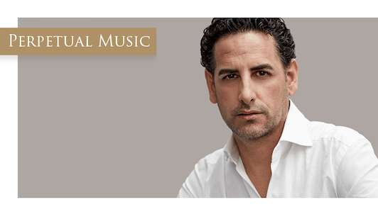 """Perpetual Music"" Concert — With Juan Diego Flórez"