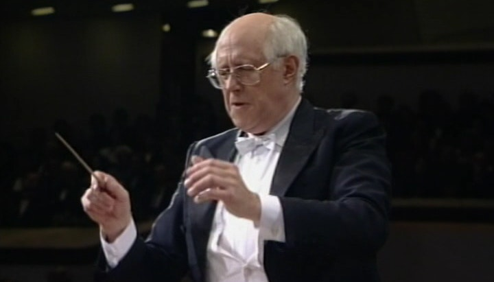 Mstislav Rostropovich conducts Tchaikovsky, Schnittke and Shostakovich – With Vladimir Spivakov and Yuri Bashmet