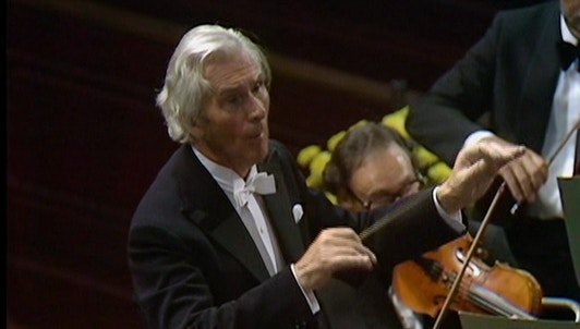 Rudolf Kempe dirige Strauss et Dvořák
