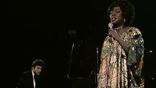 Sarah Vaughan and Trio Play Jazz from Newport (Part II)