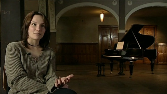 A Letter to Clara – With Hélène Grimaud