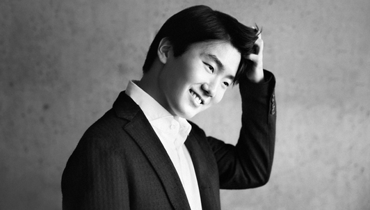 Seong-Jin Cho plays 94 seconds of new Mozart