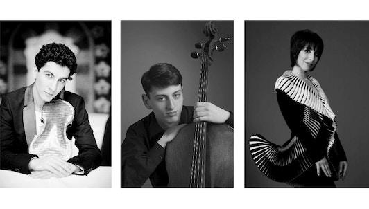 Sergey Khachatryan and Lusine Khachatryan play Mozart, Prokofiev, and Franck