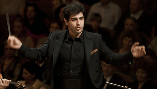 Sergey Smbatyan conducts Rimsky-Korsakov's Scheherazade
