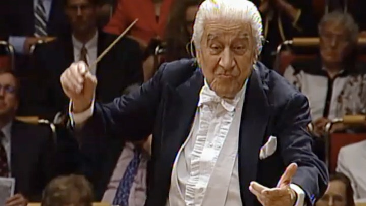 Sergiu Celibidache dirige Ravel et Debussy