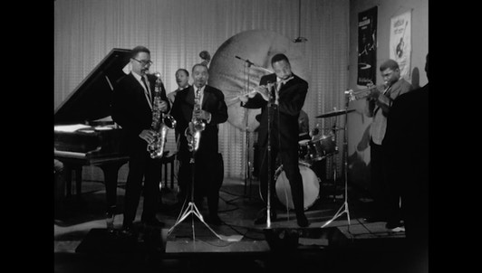 Show Time at the Blue Note (With Ted Curson, Pony Poindexter, Booker Ervin and More)