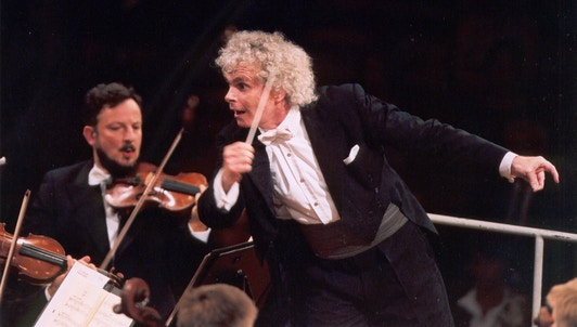 NEW VOD: Sir Simon Rattle conducts Mahler and Adès
