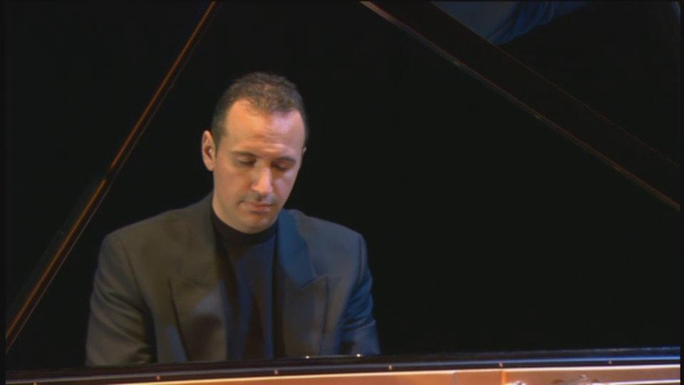 Simon Trpceski plays Chopin, Debussy and Prokofiev
