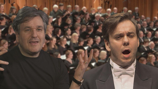 Sir Antonio Pappano and Benjamin Bernheim enchant London with Puccini's 'Messa di Gloria'