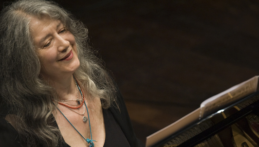 Sir Antonio Pappano conducts Verdi, Prokofiev, and Respighi – With Martha Argerich