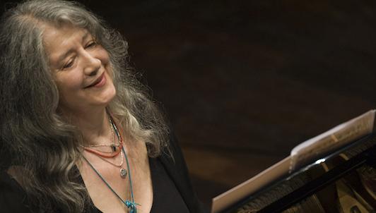 Sir Antonio Pappano conducts Verdi, Prokofiev, and Respighi — With Martha Argerich