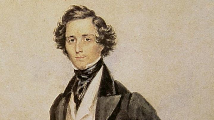 Sir Peter Ustinov's Mendelssohn (I)
