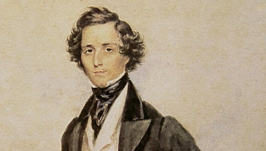 El Mendelssohn de Sir Peter Ustinov (I)