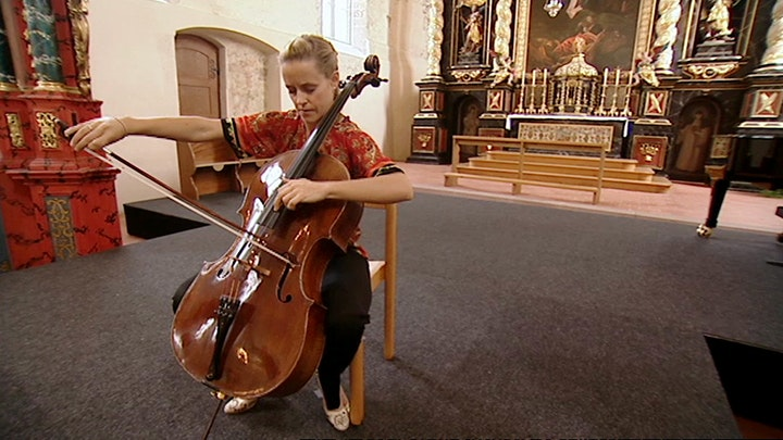 Sol Gabetta plays Haydn and Vasks
