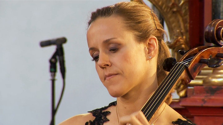 Sol Gabetta plays Franck and Debussy