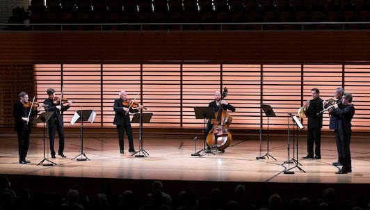 NUEVO: Los solistas de la Orquesta del Festival de Lucerna interpretan septetos de Mozart y Beethoven
