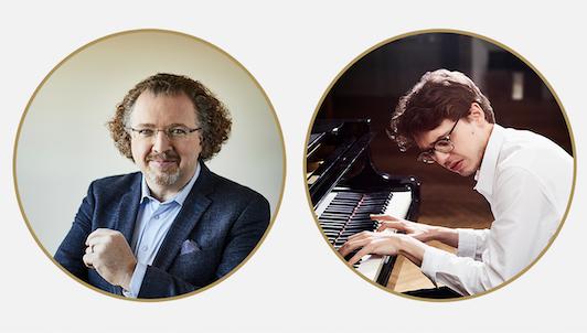 Stéphane Denève dirige Ravel — Avec Lucas Debargue