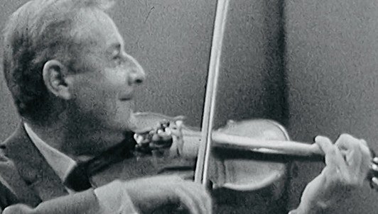Stéphane Grappelli en direct à Paris