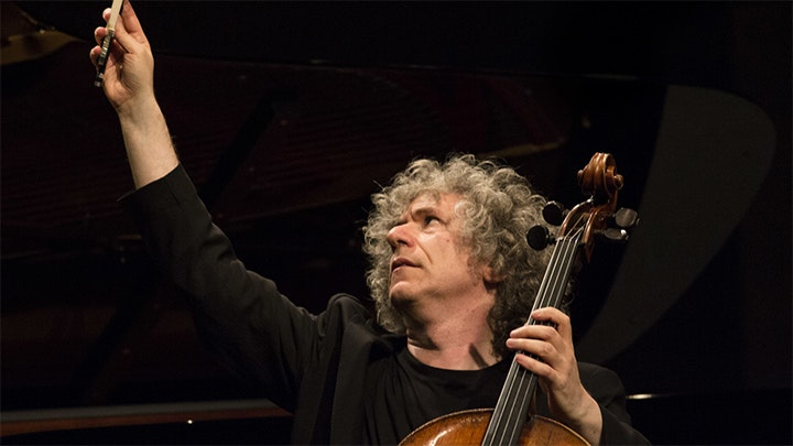 Steven Isserlis and Mikhail Pletnev in recital