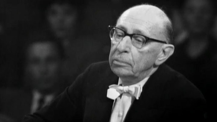 Stravinsky conducts Stravinsky: The Firebird, Symphony of Psalms