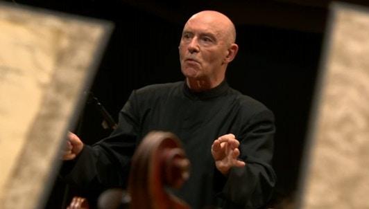 Christoph Eschenbach dirige Mahler, Symphonie n°6, « Tragique »