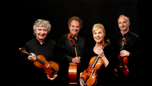 The Takács Quartet plays Beethoven