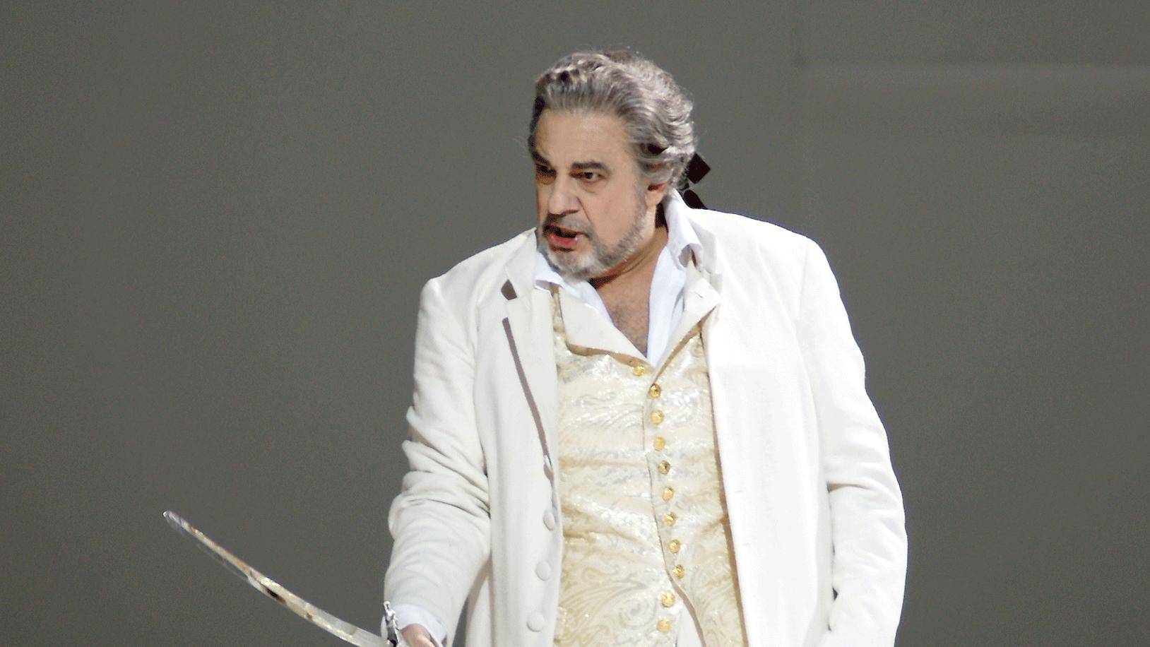 Handel's Tamerlano