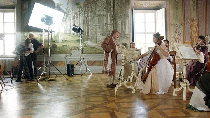 The Red Priest – Don Antonio Vivaldi